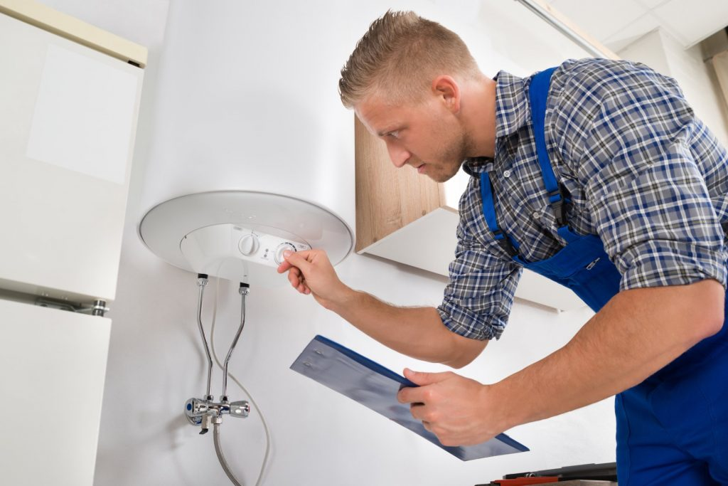 Réparation d'urgence et maintenance ponctuelle de chauffe-eau